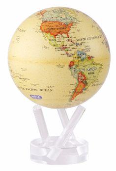 11.5 cm Antique Beige MOVA Globe