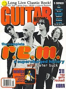 R.E.M.- GW/November 1996