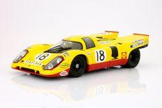 Porsche 917K #18 A.A.W. 24h LeMans 1970 G. van Lennep, D. Piper 1:18 Norev