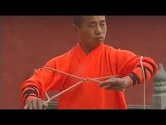 Shaolin kung fu meteor hammer - YouTube