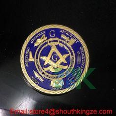 2016 newest Freemason Masonic Coin  #Aliexpress  #metalcraft #coin #Xmas #valentinesday #gift