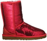 ruby red glitter uggs! I need these.
