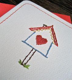 personalised greeting card