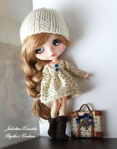 Blythe Tiny Traveller Collection by JuliettaeXussetta on Etsy