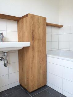 Badkamer ontwerp en uitvoering door iamm. De badkamer is vergroot ...