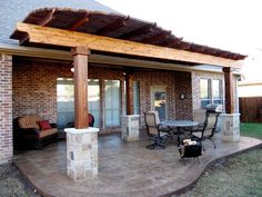 Patios, Decks, & Dri
