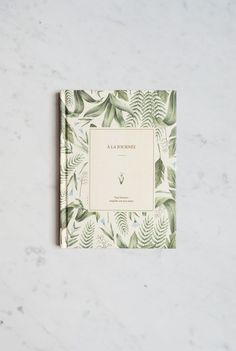 O-Check Design Hard Cover Notebook (Ruled)
