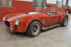 Available* at Scottsdale 2017 - Lot #966 1966 FORD COBRA RE-CREATION