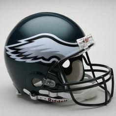 Philadelphia Eagles Full Size Authentic ProLine NFL Helmet