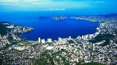 """A group of 45 tourists were robbed at gunpoint Hotel Diana Acapulco. Crime like this in Acapulco answers the often asked question, """"Is Acapulco Safe? Cheap Flights And Hotels, Cheap Hotels, Hotel Packages, May Bay, Flight And Hotel, World Cities, Air France, City Beach, United Airlines"""