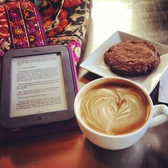 There is nothing better than a good coffe with cookies and your favourite (e)Book! Kindle, The Angel's Game, Death Before Decaf, Music Mood, Absolutely Fabulous, Book Reader, Love Reading, Book Photography, Bookstagram