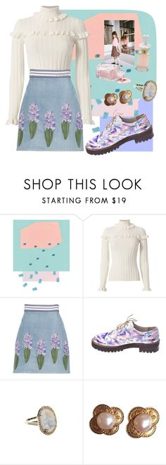 """""""Untitled #144"""" by ohgold ❤ liked on Polyvore featuring Cinq à Sept, Giuseppe di Morabito, Anouki, Kimberly McDonald and Chanel"""