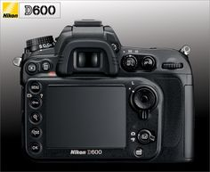 Is this the back of the Nikon D600. Please Nikon announce this camera already..want..