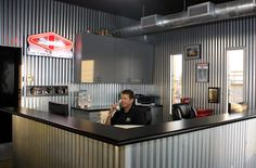 14 Automotive Waiting Room Design Images - Auto Repair Shop Waiting Rooms, Auto Repair Shop Waiting Rooms and Auto Repair Shop Waiting Rooms Waiting Room Design, Waiting Area, Waiting Rooms, Service Auto, Car Repair Service, Mechanic Shop, Mechanic Garage, Automotive Shops, Automotive Decor