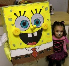 How-to make a Spongebob Squarepants Costumes | Costume Pop