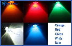 Aluminum T10 LED Bulbs W5W 161 194 R3 CREE LED Car Side Wedge Light Bulbs 12V ~ 24V DC