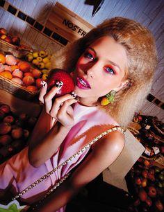 Hana Jirickova BY Steve Hiett for Vogue Italia May 2013 2