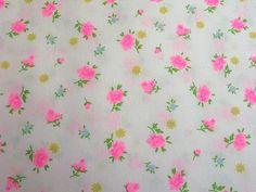 Soldout Pinks Original Fabric 81 - 手芸 通販 アンティーク ファブリック ピンクス