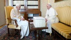 Copa del Mundo 2014: Francisco y Benedicto XVI no verán la final juntos #Peru21