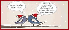 "Great Resource to get ideas for Christmas Songs for your French Immersion classes. Use the side menu ""CHANT"" French Christmas, Christmas Shows, Music Classroom, Classroom Ideas, French Songs, French Immersion, Grammar And Vocabulary, French Lessons, Teaching French"