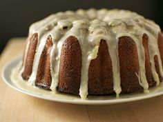 Sweeten up your day with Ree Drummond's Lemon-Lime Pound Cake.