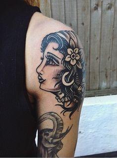 Sammi Maria tattoo