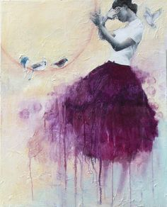 Corinne Ko | Figurative Mixed Media painter | Tutt'Art@ | Pittura * Scultura * Poesia * Musica |