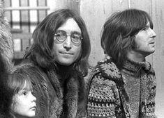 John & Julian Lennon, Eric Clapton.