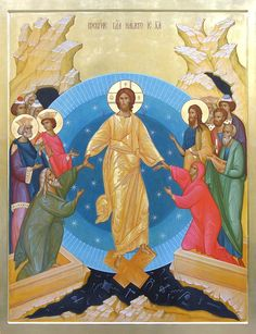 icon of the Holy Resurrection of Jesus Christ