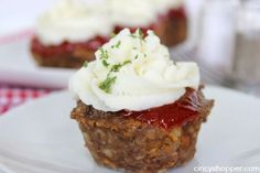 Meatloaf Cupcakes Recipe 6