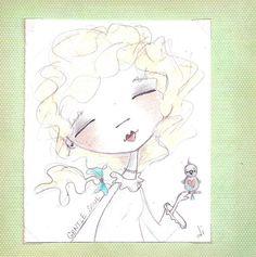 Today's doodle - 7/2/12  ©dianeduda/dudadaze
