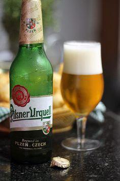 Falando de #cerveja: Pilsner Urquell