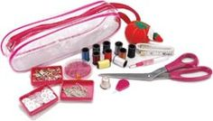 Home and Travel Sewing Travel Case by GabbysQuiltsNSupply on Etsy, $8.50