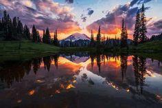 Wallow Lake, Oregon
