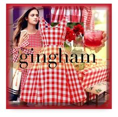 """""""Gingham!"""" by easy-dressing ❤ liked on Polyvore featuring WhatToWear, gingham, polyvoreeditorial and polyvorecontest"""