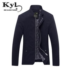 Check it on our site 2016 men's jackets spring and autumn stand collar Warm Windproof bomber jacket men chinese style mens jackets and coats DD8627 just only $28.86 with free shipping worldwide #jacketscoatsformen Plese click on picture to see our special price for you