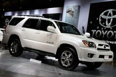 2010 Toyota 4-Runner, sports edition! <3