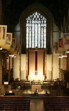 Church of the Intercession Episcopal NY, NY