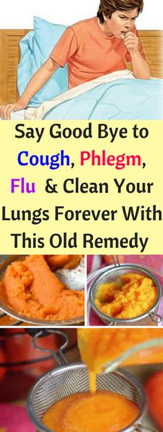 Simple Homemade Syrup Cures Cough And Removes Phlegm From The Lungs - seeking habit