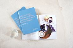 Eden Hall Day Spa. Brochure design and photography by Brown Dog.