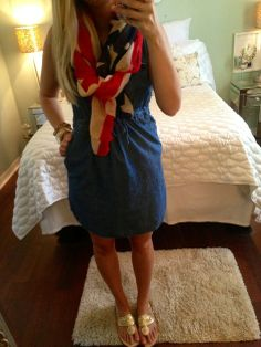 So cute for the Fourth of July!