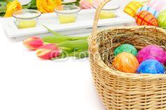 easter-egg basket - Osterkorb
