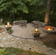 15 Stunning Outdoor fire pits designs | Fire pit designs, Outdoor ...
