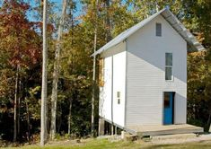 Rural Studio's Quaint $20,000 House Offers Alabama Residents Much Needed Affordable Housing   Inhabitat - Sustainable Design Innovation.