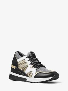 908463042ab De 15 beste bildene for Michael kors sneakers 2018   Michael kors ...