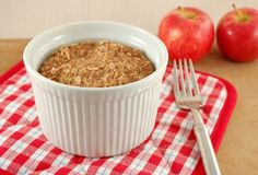 Happy Herbivore Single-Serving Baked Oatmeal