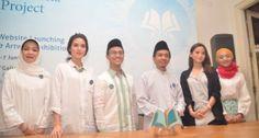 Quran Indonesia Project, Raisa Quran Indonesia Project, Afgan Quran Indonesia Project, Tasya Quran Indonesia Project