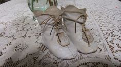 French Antique Doll Shoes | eBay