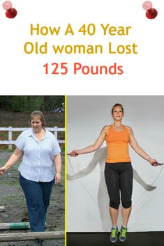 How A 40 Year Old woman Lost 125 Pounds | Weight Loss Success Stories