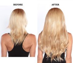 Magical! You deserve this gorgeous hair extension! Short hair to long hair! Thin hair to thick hair! Click in!